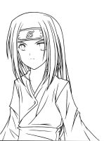 Neji for Zimmay-chan by CherylHew