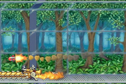 Jetpack Joyride all day lol by BeginningRomance