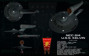 Avery class ortho - USS Kelvin by unusualsuspex