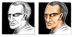 Doctor Lecter by bloodredsandman