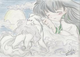 Fluffy Dreams by YoukaiYume