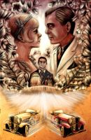 The Great Gatsby by MatRoff