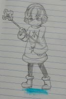 Snow Sugar Cookie personification by 4chawon
