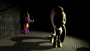 [SFM] Are you ok Fluttershy ? by YOhtna21