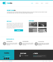 StudioNine - Free HTML Template by DeemahDesign