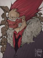 [DOROHEDORO] En the Boss of Family by francescosketch