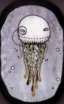 Jelly Monocle by stuntkid