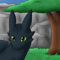 Toothless Yet Again by BritishNicky