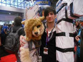 NYCC 2012 by Lost--July