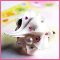 Whipped Cream Ring by cherryboop