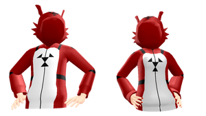 Guilmon Hoodie .: Download :. by SureinDragon