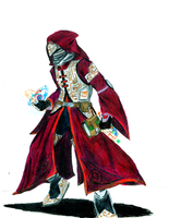 Titan Mage by ApprenticeArtifexW