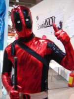 Deadpool cosplay by Dadethethird