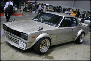 HAKOSUKA C10 SKYLINE by HypnotiKDSIgns