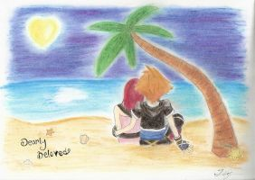 Kingdom Hearts: Dearly Beloved by xMidniteStarrz