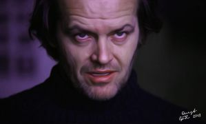 Jack Torrance By Quest GFX by QuestGFX247