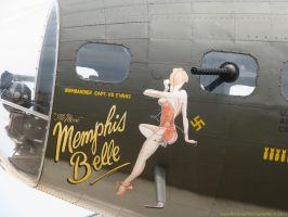 Memphis Belle by AllFourOne