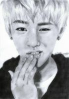 Jung Daehyun by Pipi92
