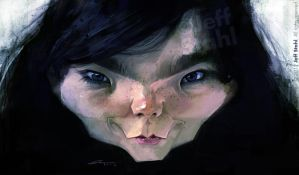 Bjork by Jeff Stahl by JeffStahl
