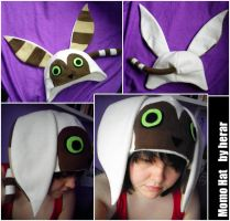 Momo Hat by SmileAndLead