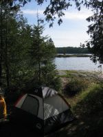 Lady Evelyn Campsite by ToeTag