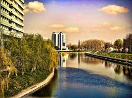 HDR River by paully93