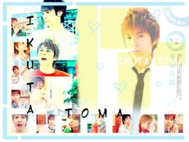 Ikuta Toma by Sewitches