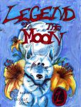 Legend of the Moon cover 1 by 39-TheWolf