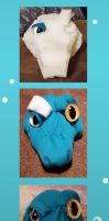 My Flotsam Plushie by blackdog393