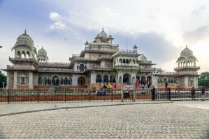 Incredible India - museum in Jaipur by Rikitza