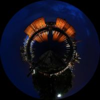 Little Planet 3 - Liverpool by Yupa