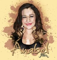 Anabel CMLL by JaZaDesign