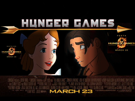 Hunger Games (Disney Addition) by JessiPan