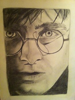 harry potter by JoJoLaker91
