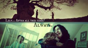 Severus Snape - Always. by AnnieRG