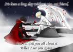 Monty Oum [See You Again] by lightning-in-my-hand