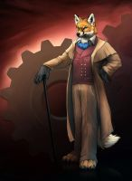 Coppernickel-commission- by RogueLiger
