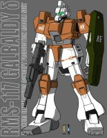 RMS-117 Galbaldy Delta by twtmaster