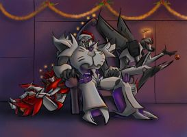 Merry Christmas 2012 by The-Starhorse