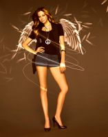 Phoenix Angel -antm Analeigh- by Andre00x