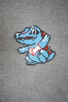 Totodile by magicyio