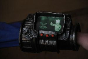Pip-Boy 3000, My First Prop by fangirlasylum