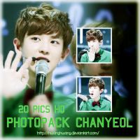 ChanYeol (EXO) PHOTOPACK#9 by Hwanghwang