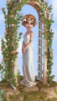 Little Bride by Phlox73