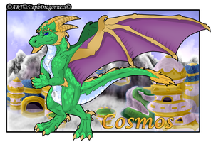 StD: MagicCrafters Cosmos by StephDragonness