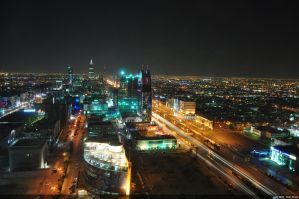 Riyadh Night by SteynFX