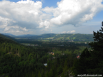View on Gubalowka Hill, Tatry Mountains, Poland by MaRyS90