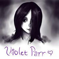 Violet by SapphyreMoonlyte
