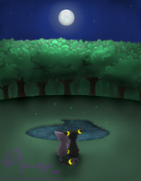 ::Fireflies:: by Espyfluff