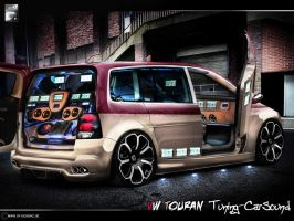vMod - VW Touran by sfdesignz